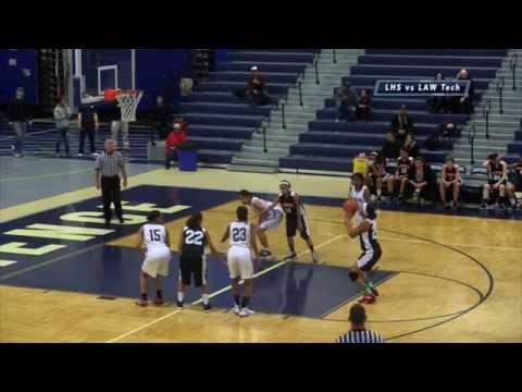 LHS Basketball vs Law Tech