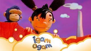 Igam Ogam: Where's my doggy? S1 E3 | WikoKiko Kids TV