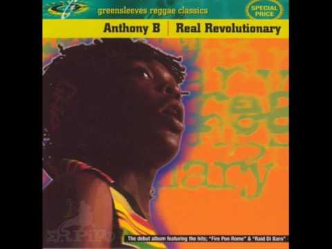 Anthony B  -   Prophecy A Reveal   1996