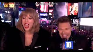 """ABC """"Dick Clark's New Year's Rockin' Eve 2015"""" - Times Square, NYC Countdown"""