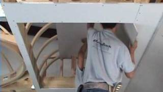 How to Drywall a Barrel Vault Ceiling - Archways & Ceilings Made Easy