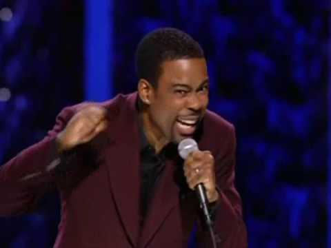 Chris Rock-Never Scared Clip: Legalizing Drugs Video