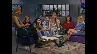 Muchachitas discutiendo el final en Este Domingo (1992)