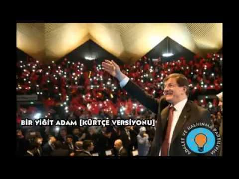 Davutoğlu Ahmet Hoca (kürtçe versiyon) yeni