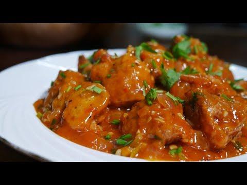 ফিস মাঞ্চুরিয়ান রেসিপি । Healthy and tasty Fish Manchurian recipe