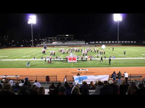 Hazleton Area High School Marching Cougar Band: KA Field Show (Performance 10)
