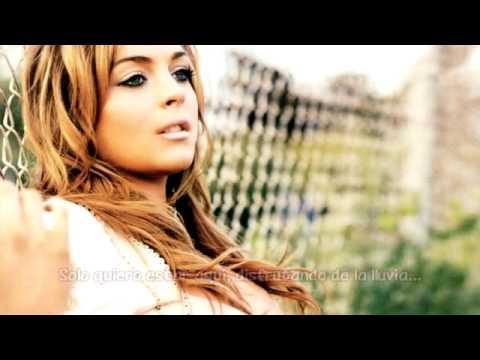 Lindsay Lohan ~ Very Last Moment In Time (Sub. Español)