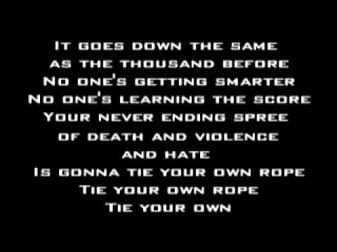 The Offspring - Come Out and Play Lyrics