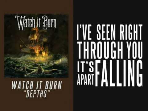 Watch It Burn - Depths (NEW SONG 2012) (ORIGINAL LEGACY MEMBERS)