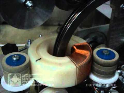Намотка тороидальной катушки своими руками 28