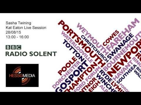 Kat Eaton - BBC Radio Solent Live Session (Clip- Sasha Twining)