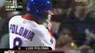 Luis polonia - Clasico mundial.