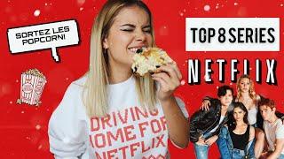 Top 8 Des Séries Netflix à Ne Pas Rater 🍿