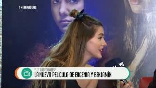 EUGENIA SUÁREZ Y BENJAMÍN VICUÑA PRESENTAN