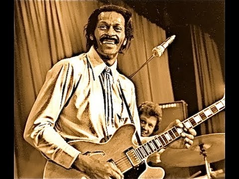 Chuck Berry - Oh What A Thrill