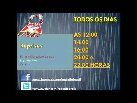 Reprise Radio Ifa Brasil - Equilibrio - Preparação para iniciação