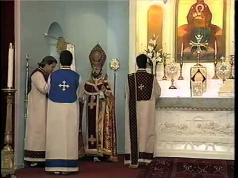 The Divine Liturgy of the Armenian Church, Part 1 of 4 (narrated) Music Videos