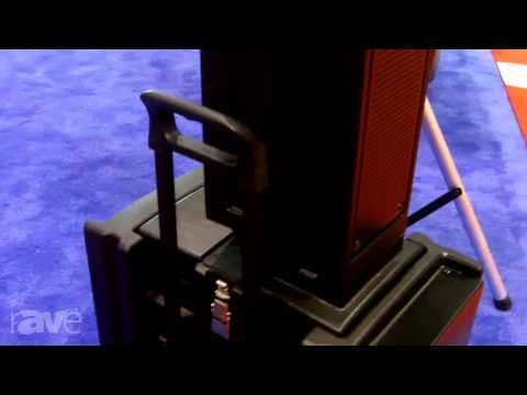InfoComm 2013: Anchor Audio Breaks Down (literally) Beacon Portable Sound System