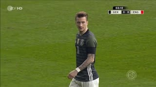 Marco Reus vs England Home (26/03/2016) HD