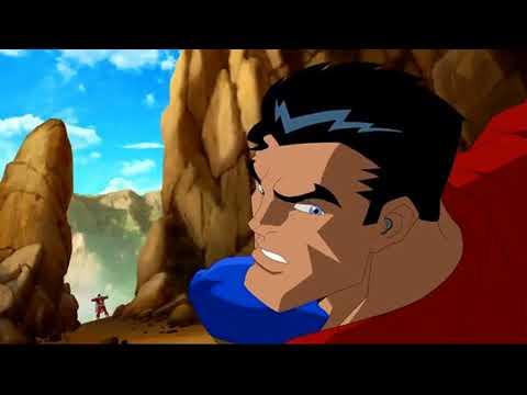 Супермен и Бэтмен против Шазама и Ястреба