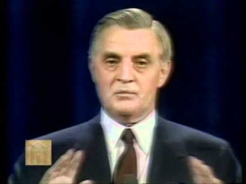 Ronald Reagan-Debate with Walter Mondale (Domestic Issues) (October 7, 1984)