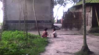 Typical Bangla Village.