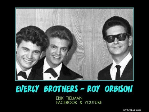 Roy Orbison - Claudette (Group demo)