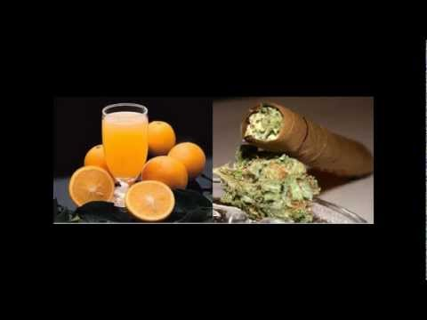 Orange juice and a blunt for breakfast(Instrumental)