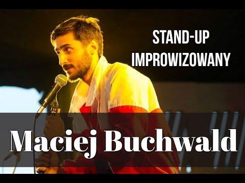 Maciek Buchwald - Improwizowany Stand-up