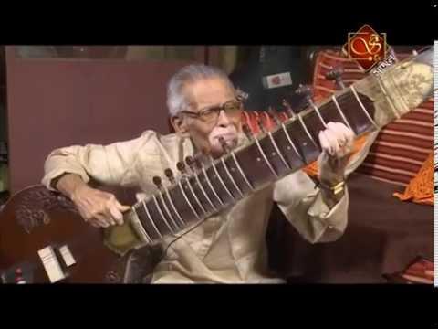 Sahana Banerjee, sitar players of India : Srijan TV  Part 2