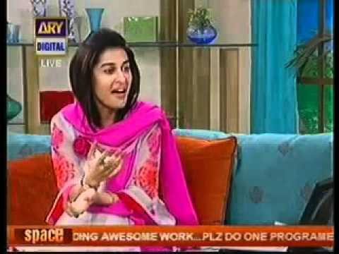 Sharmila Farooqui  Adviser to Chief Minister Sindh in Good Morning Pakistan-p4.mp4
