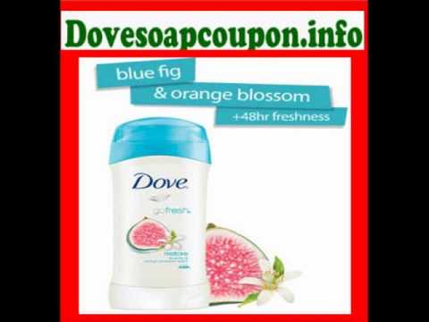 Dove Coupons - FREE Dove Soap Coupons