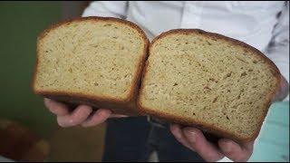 Горчичный хлеб без хлебопечки / Домашний хлеб