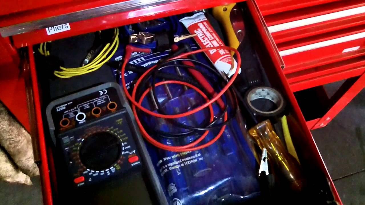 Mechanic Shop And My Mechanic Tools Youtube
