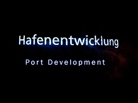 [LED Presentation] Hamburg Port Development - Hamburg museum