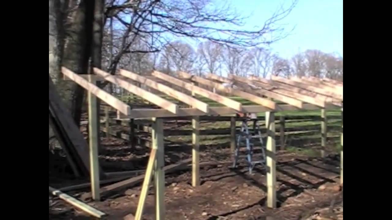 Building A Solar Wood Dehydrator Youtube