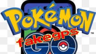 FakeGps  pokémon go novo joystick rodando liso