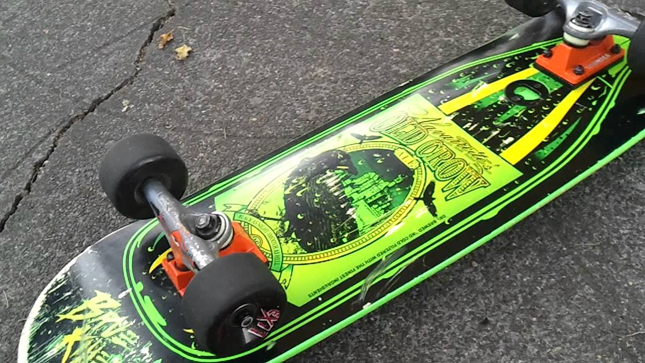 Thunder Skateboard Decks Thunder Trucks Deck Used