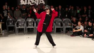 Dongbang Battle Vol.13 Judge Show - Baby Sleek(New Tribe, Butter Fly)