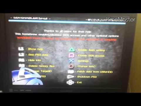 Tutorial Ps3 Hack Antiban!!