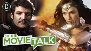 Wonder Woman 2 Casts Pedro Pascal in Key Role - Movie Talk