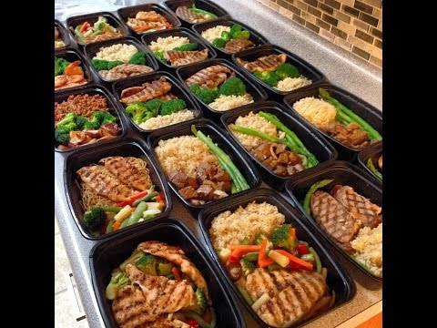 Meal Prep Basics for Weight Loss and Six Pack Abs