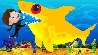 Baby Shark Song #Babysharkchallenge Baby Shark Dance Sing and Dance!