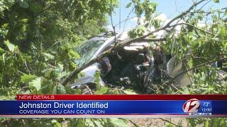 Police ID Victim of Johnston Crash