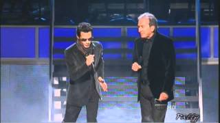 Marc Anthony y Jose Luis Perales - Latin Grammy