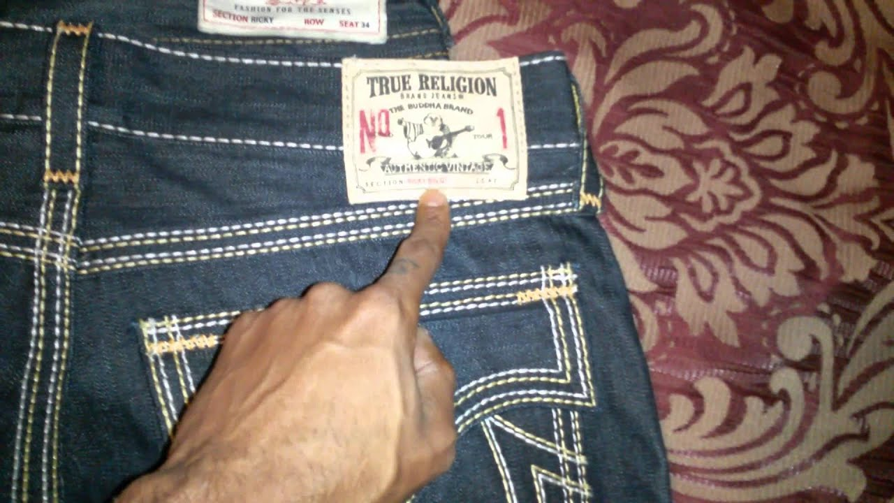 True Religion White Stitching Jeans True Religion Jeans How to