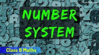 Number System: CBSE Class 9 IX Maths