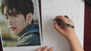 Drawing KPOP Idols- Tutorial for Beginners- Part 1
