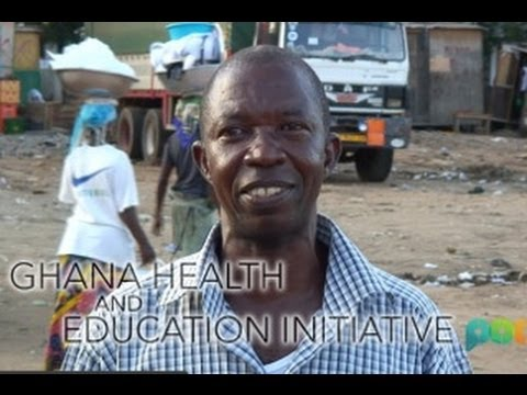 People of Change :: Ghana Health and Education Initiative (GHEI)