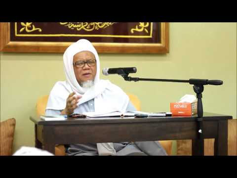 Syeikh Ahmad Fahmi Zam Zam : [kitab Al Hikam] Part 1 video